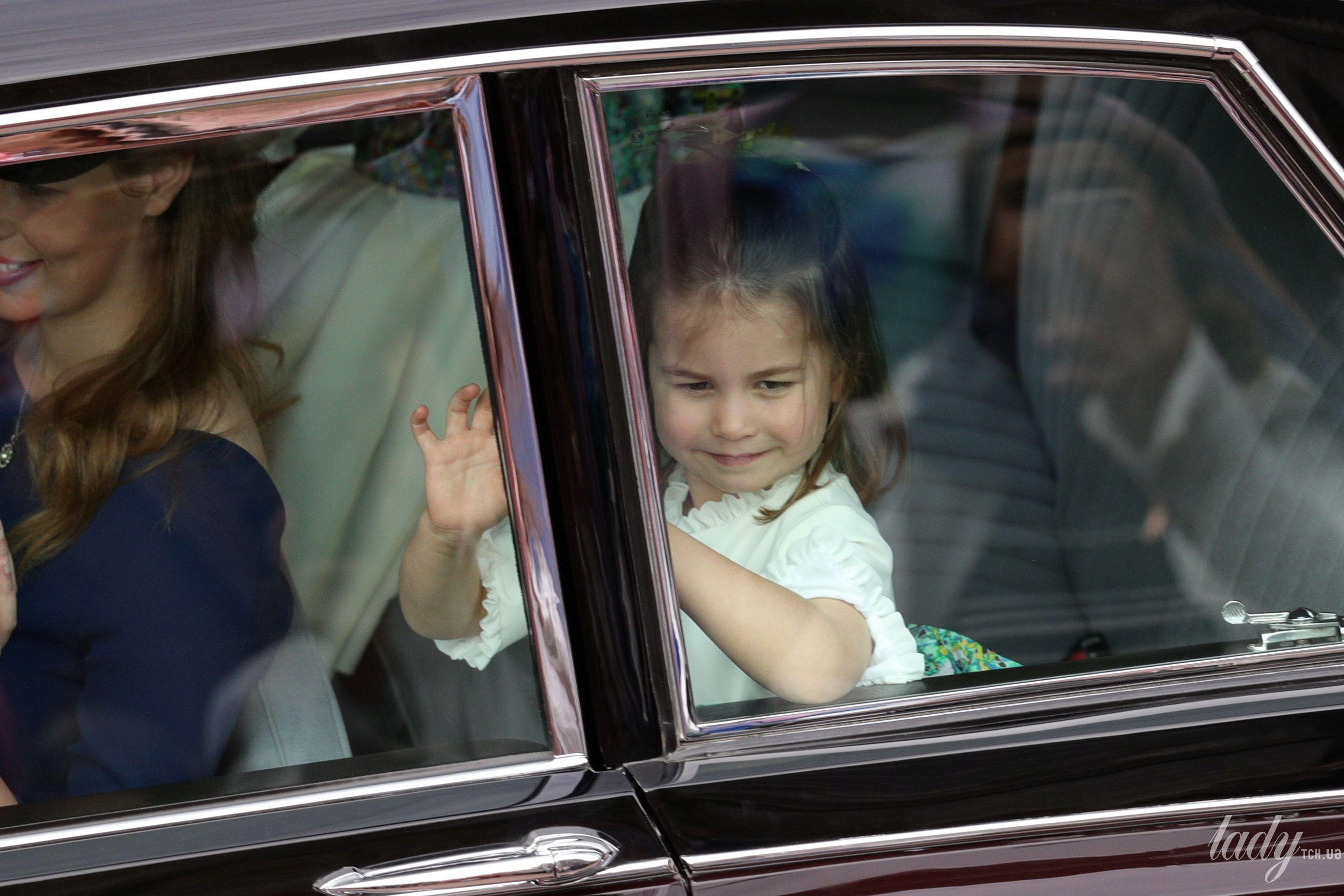 Дети на свадьбе принцессы Евгении_10