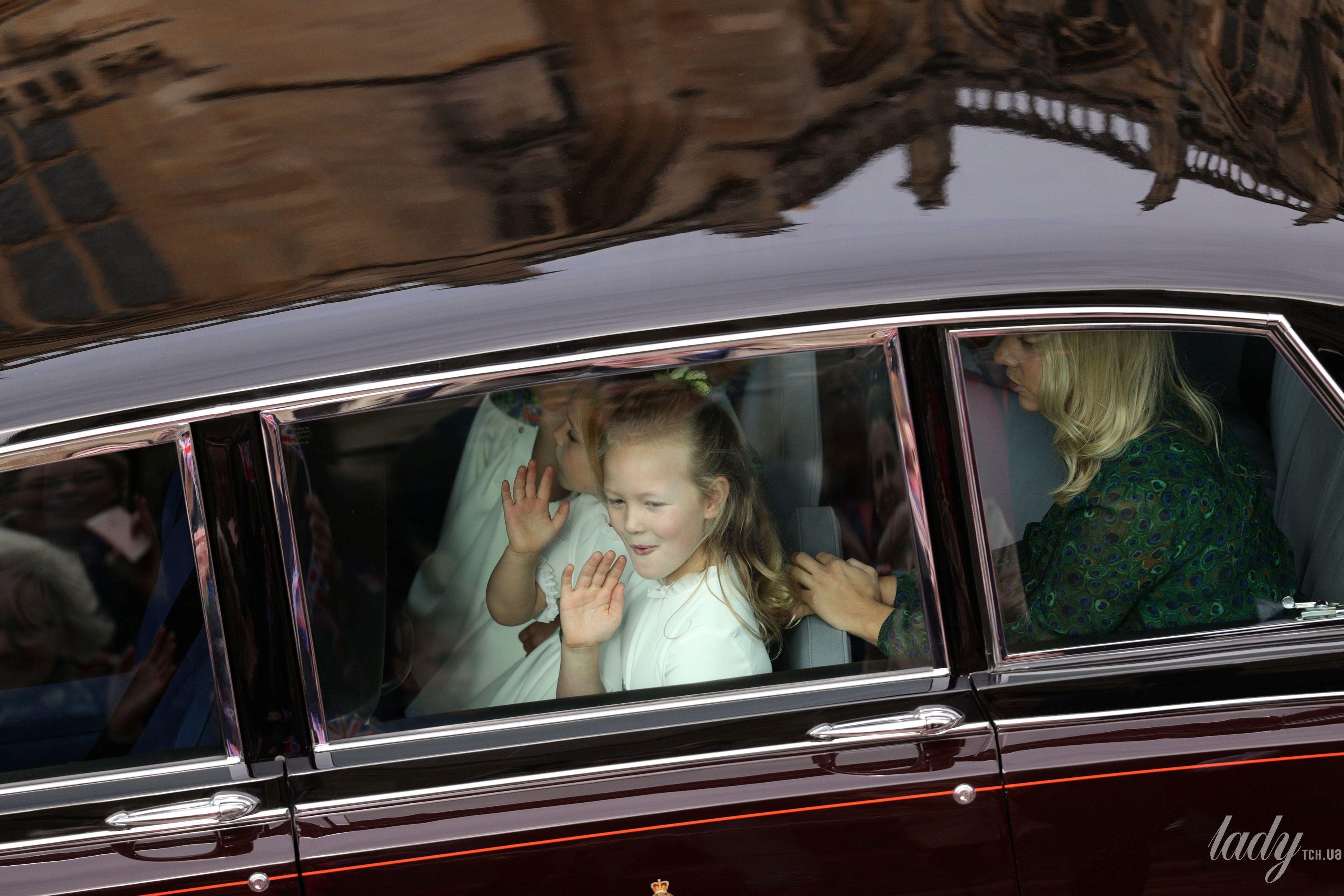 Дети на свадьбе принцессы Евгении_2