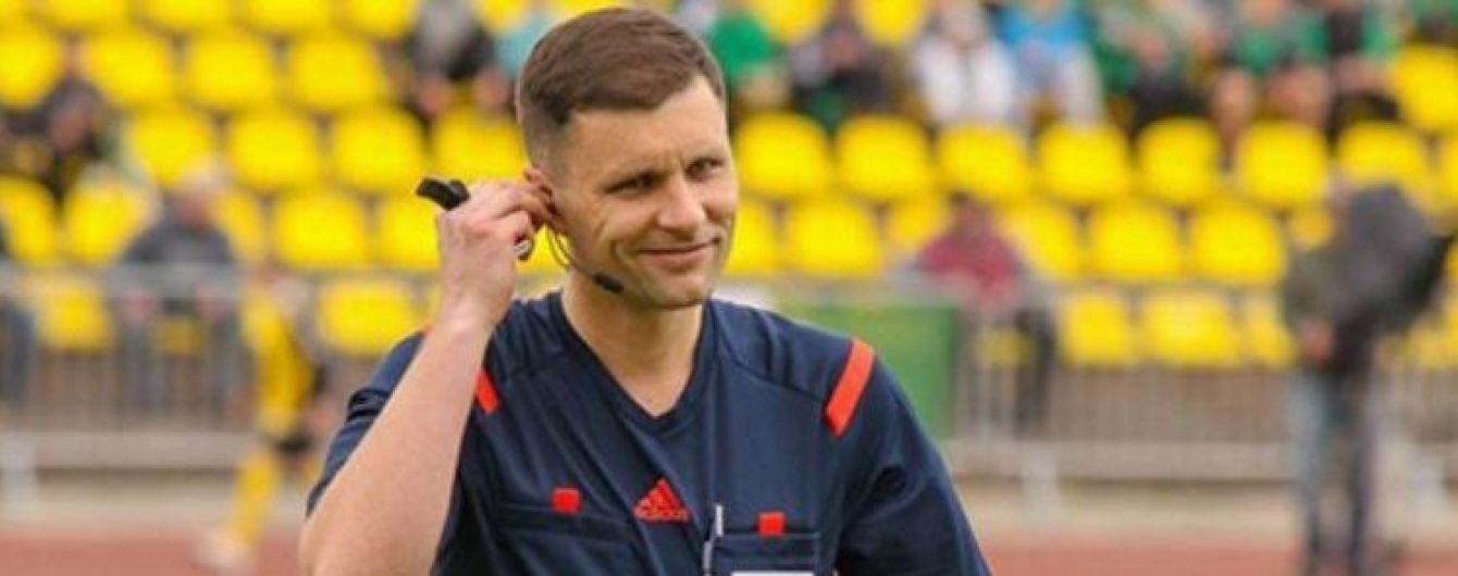 Поєдинок України та Чехії в Лізі націй довірили нефартовому арбітру з Литви