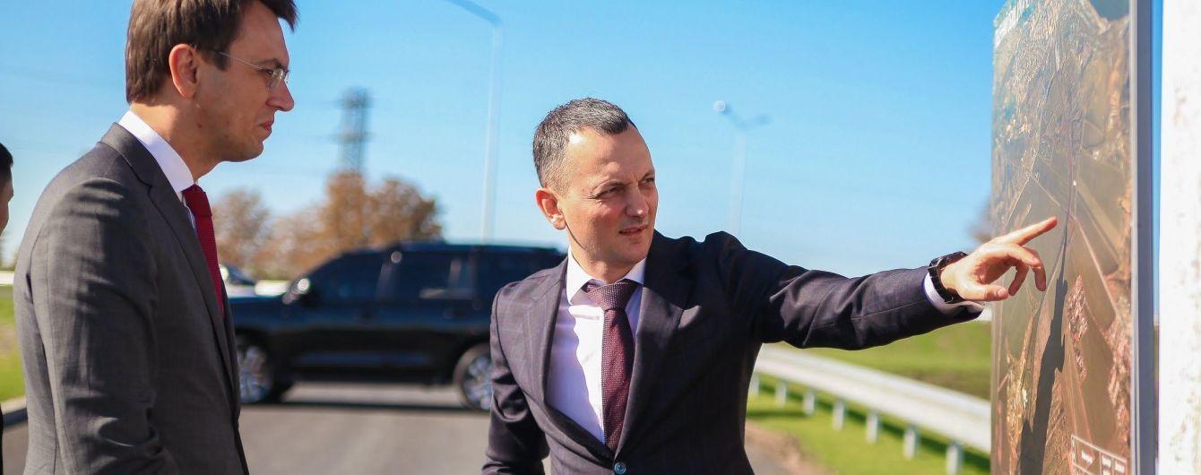 Владимир Омелян: Днепропетровская ОГА демонстрирует качественные изменения в дорожной отрасли