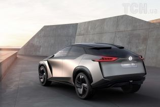 Nissan готовится к выпуску кроссовера на электричестве