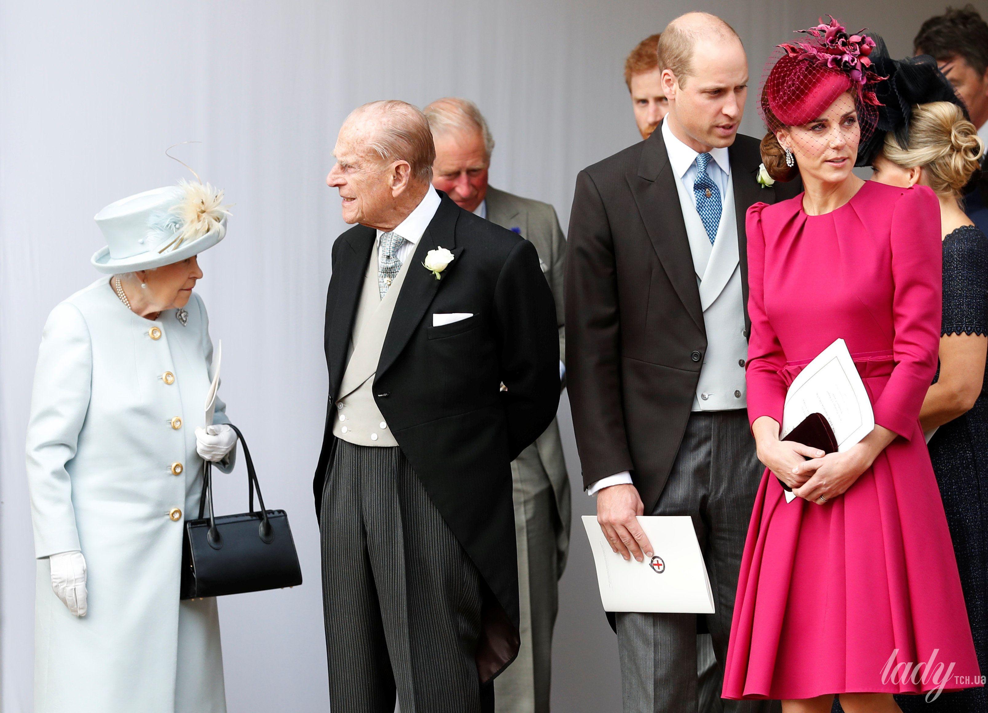 Битва образов герцогини Кембриджской и герцогини Сассекской_4