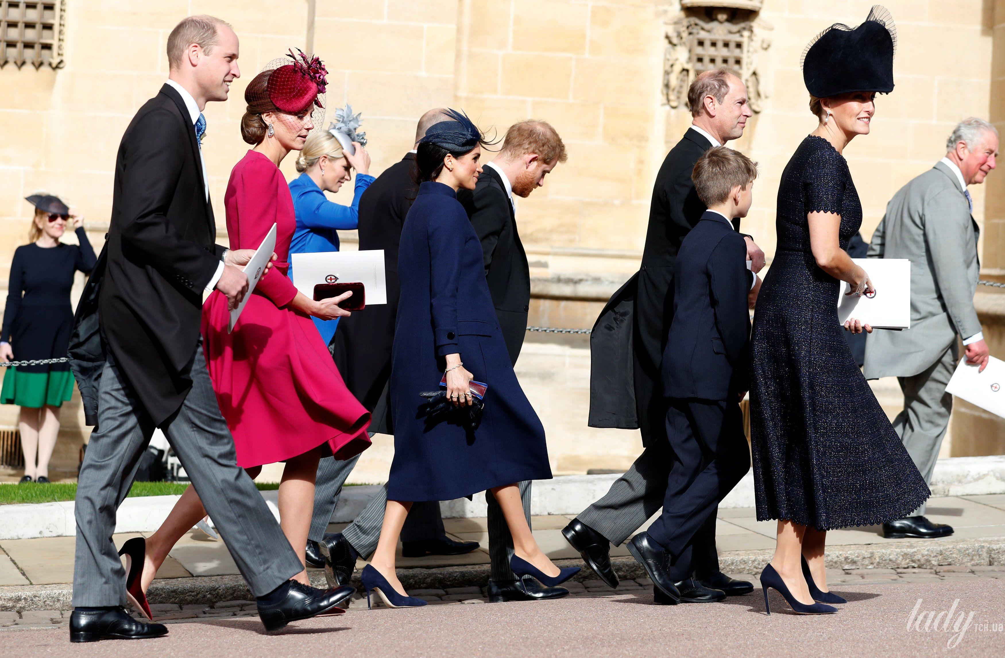 Битва образов герцогини Кембриджской и герцогини Сассекской_6