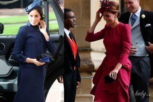 Синє або червоне: битва образів герцогинь Кембриджської і Сассекської