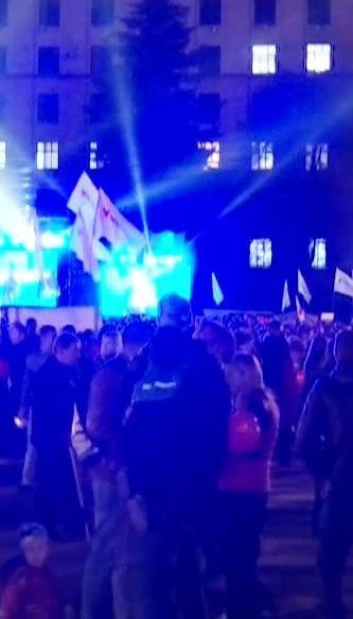 Перекрите середмістя у годину пік: Дніпро встав у заторах через приїзд Тимошенко