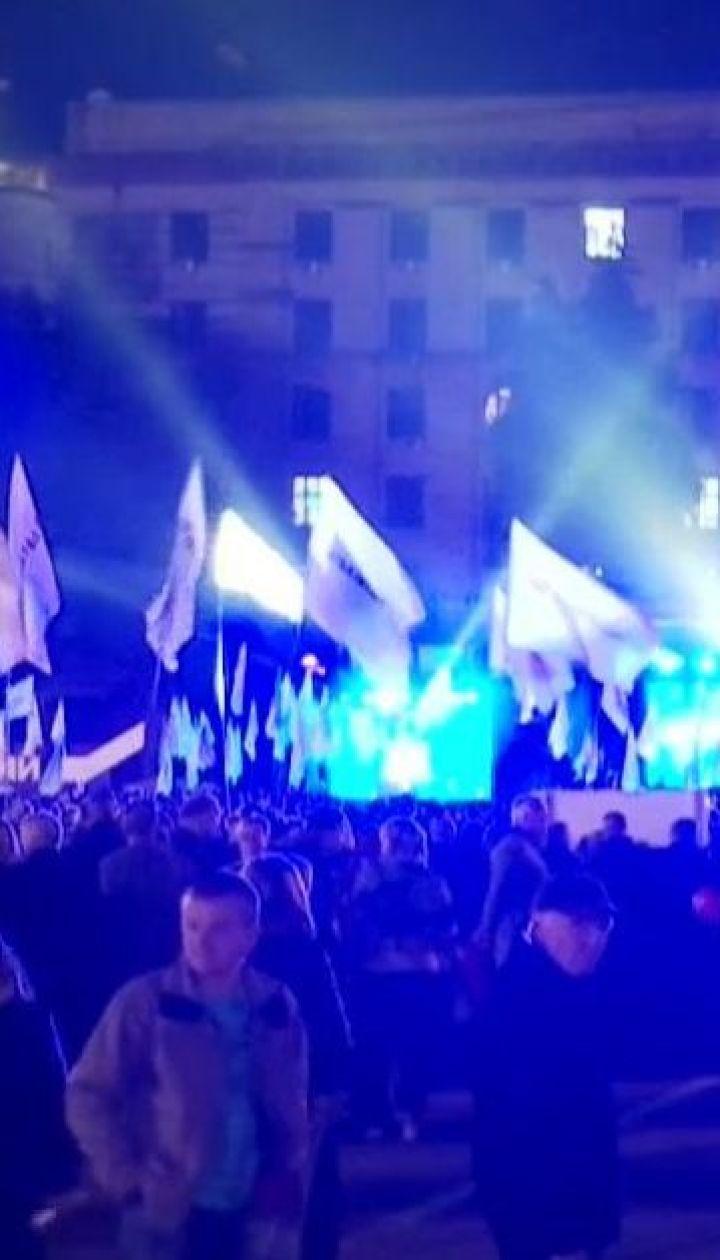 Перекрытый центр города в час пик: Днепр встал в пробках из-за приезда Тимошенко