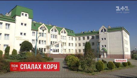 Из-за массового заболевания корью сельскую школу на Львовщине закрыли на карантин