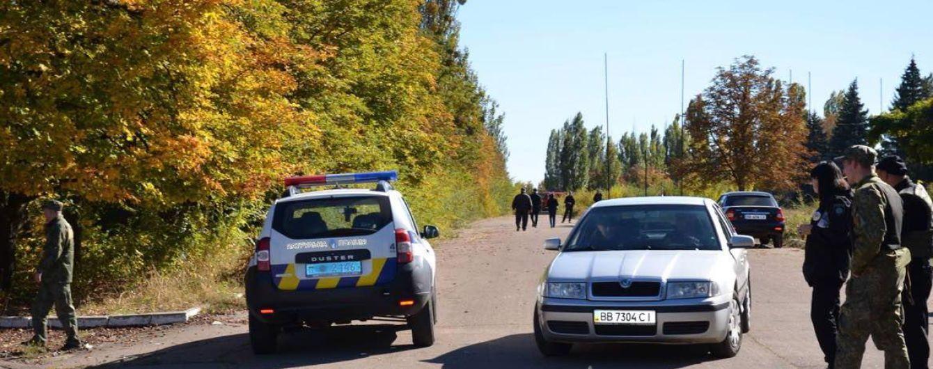 Обломки возле школы в Лисичанске были частью ракеты украинской ПВО, которая сбила беспилотник боевиков
