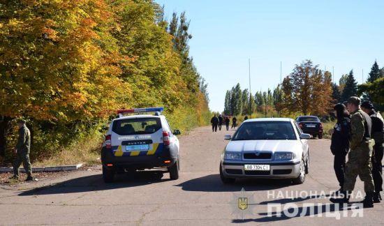 Уламки біля школи у Лисичанську були частиною ракети української ППО, яка збила безпілотник бойовиків