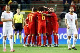 Лига наций. Бельгия вырвала победу над Швейцарией, Хорватия и Англия разошлись миром