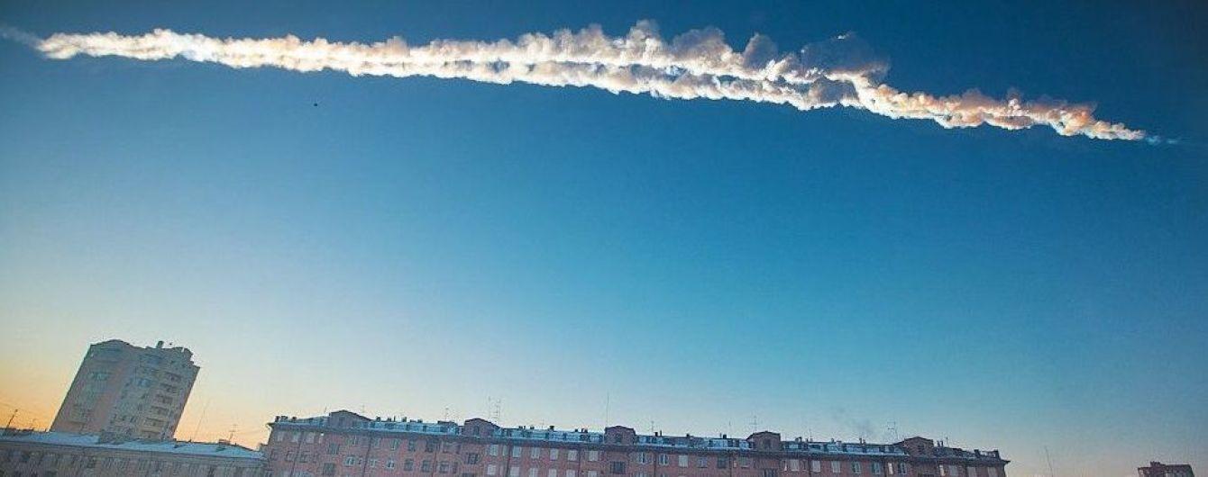 В Японии на крышу дома упал метеорит