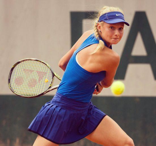 Украинка Ястремская сенсационно пробилась в финал турнира в Гонконге