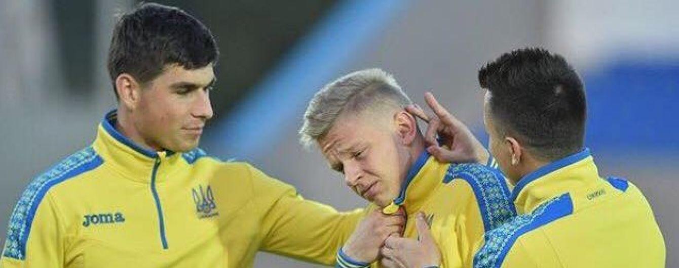 Битва року: футболісти збірної України перед грою з Чехією влаштували батл у текбол