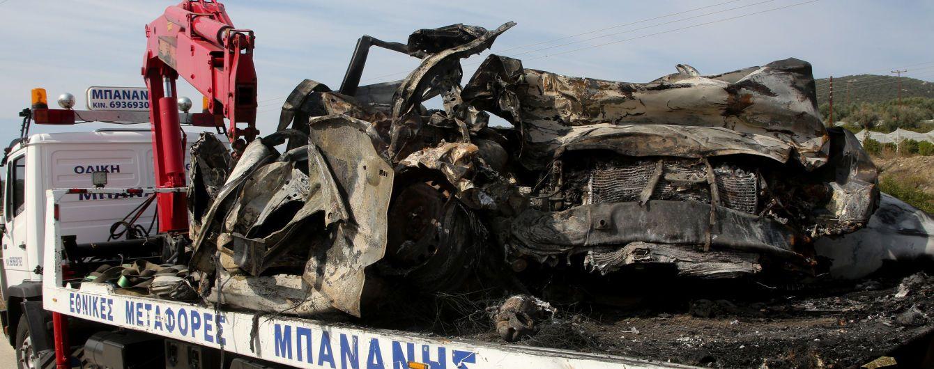 В Греции во время автокатастрофы погибли мигранты - СМИ