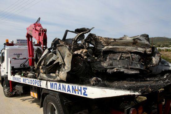 У Греції під час автокатастрофи загинули мігранти - ЗМІ