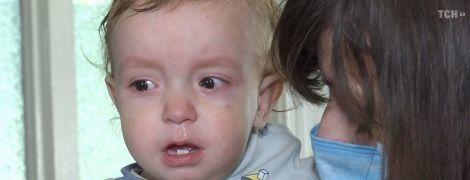 В cрочном спасении нуждается маленький Саша с редкой болезнью