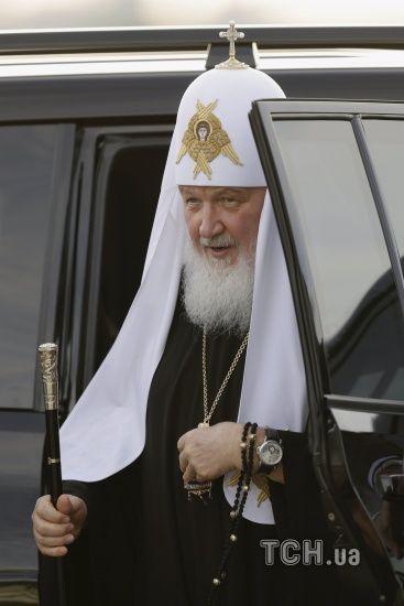 В УПЦ КП припустили, що патріарх Кирило пов'язаний зі спецслужбами РФ