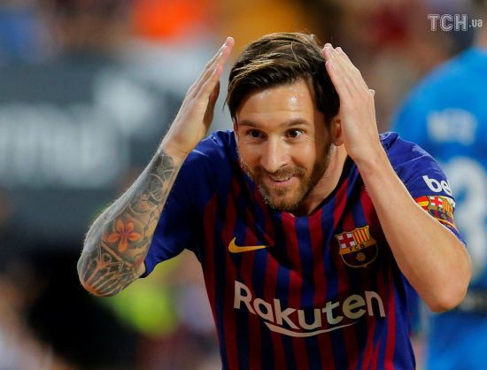 """Месси может покинуть """"Барселону"""" в 2020 году, при этом он не имеет права переходить в топ-команду"""