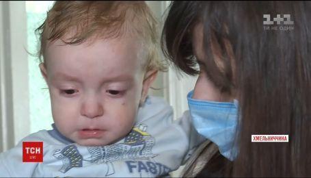 Маленький Саша, у которого обнаружили рак крови, нуждается в срочном спасении