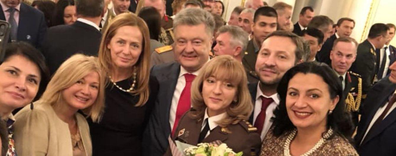 В Украине впервые присвоили женщине звание генерала