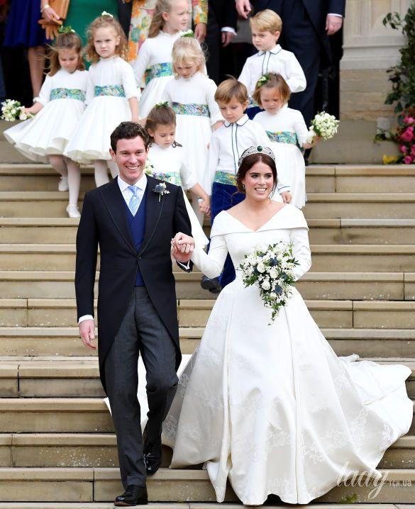 Свадебные фото принцессы Евгении_1