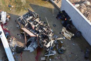 В Турции автомобиль с мигрантами упал с моста. Среди 22 погибших есть дети