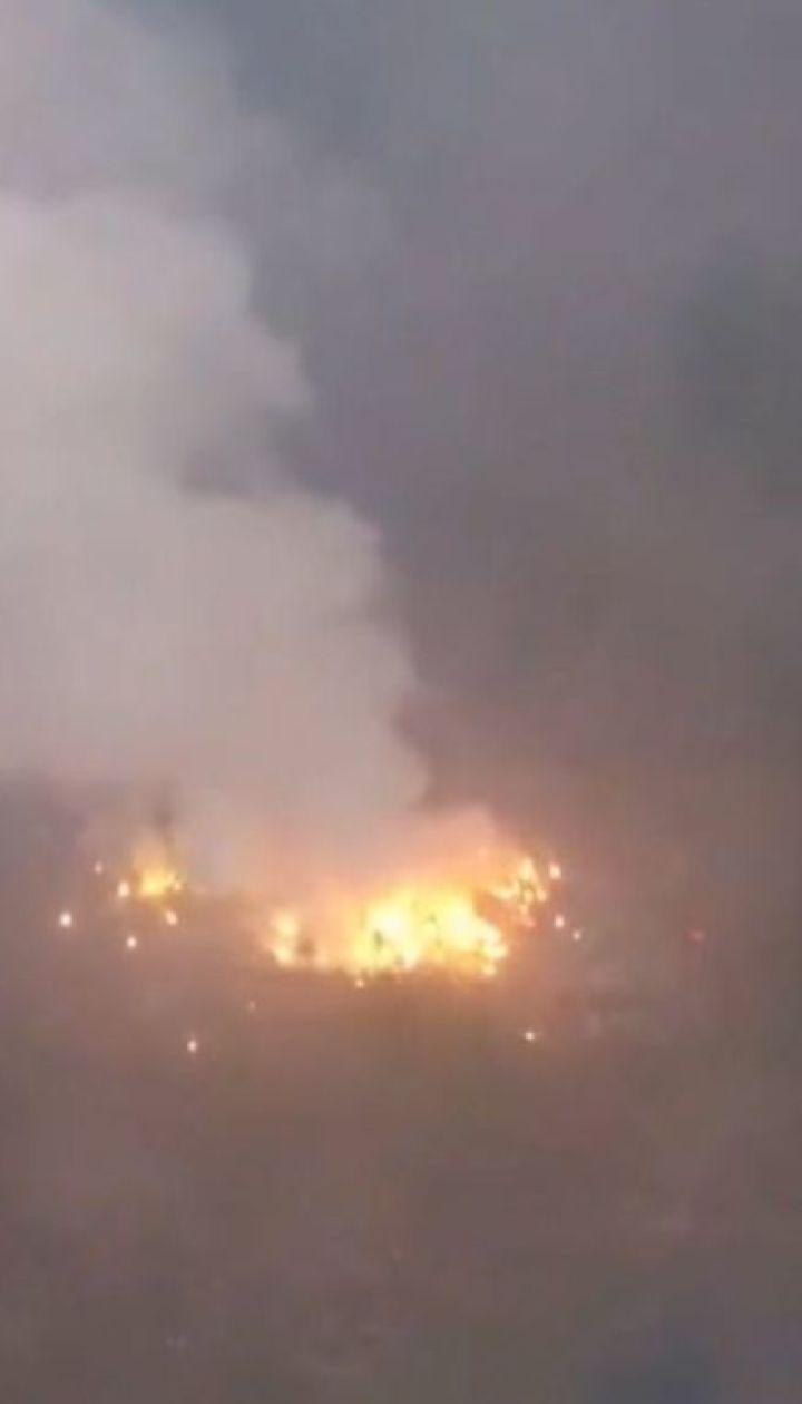 Взрывы возле Ични: кто виноват и почему в Украине до сих пор не научились охранять арсеналы боеприпасов