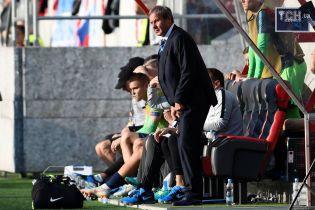 Сборная Словакии рассталась с тренером после поражения в Лиге наций