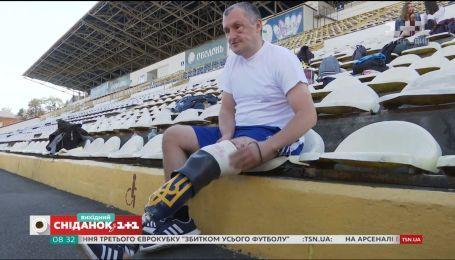 Атовець Олександр Дармороз готується до марафону морської піхоти у США