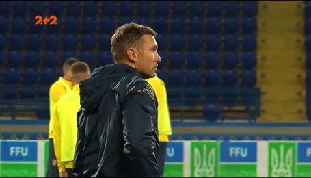Украина vs Чехия в Лиге наций: как сборная готовится к матчу в Харькове
