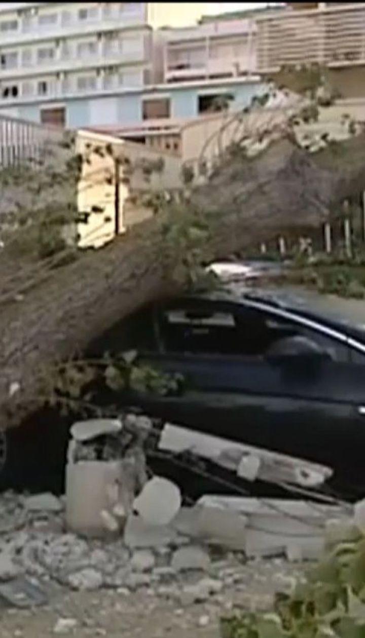"""МЗС радить утриматися від поїздок до Португалії через потужний ураган """"Леслі"""""""