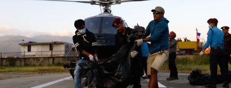 В Непале с гор забрали тела девяти погибших альпинистов