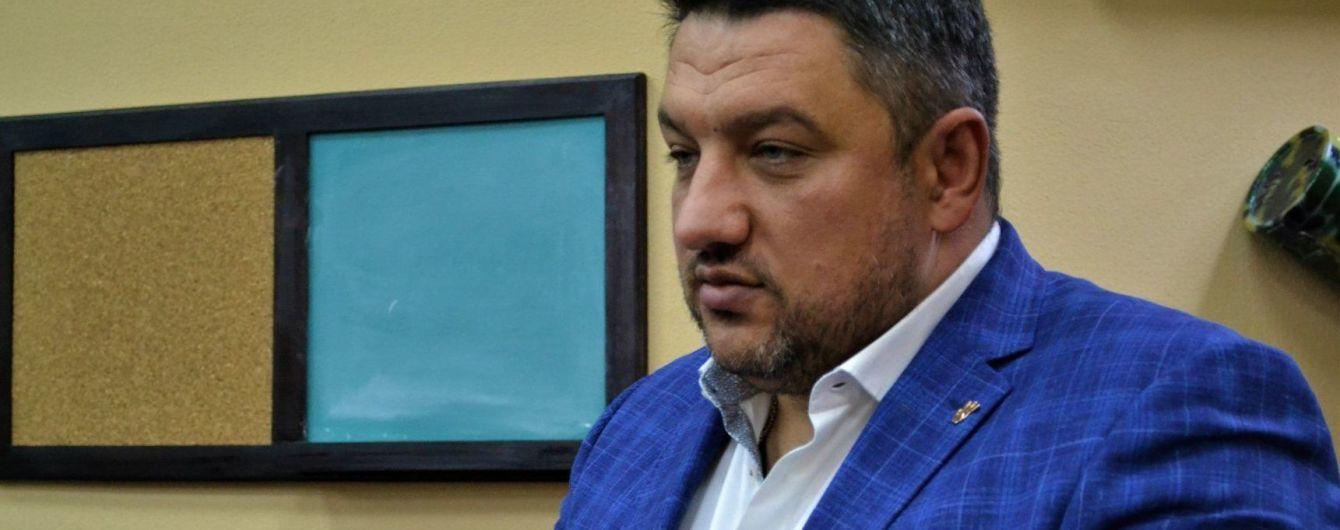 Депутат Киевского городского совета случайно выстрелил себе в живот из наградного оружия