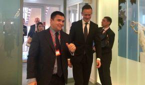Клімкін розповість главі МЗС Угорщини про провокації спецслужб РФ на Закарпатті