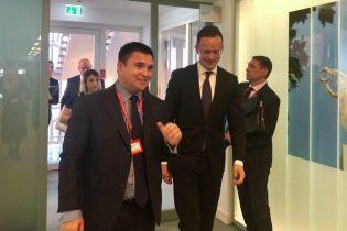 Климкин расскажет главе МИД Венгрии о провокациях спецслужб РФ на Закарпатье
