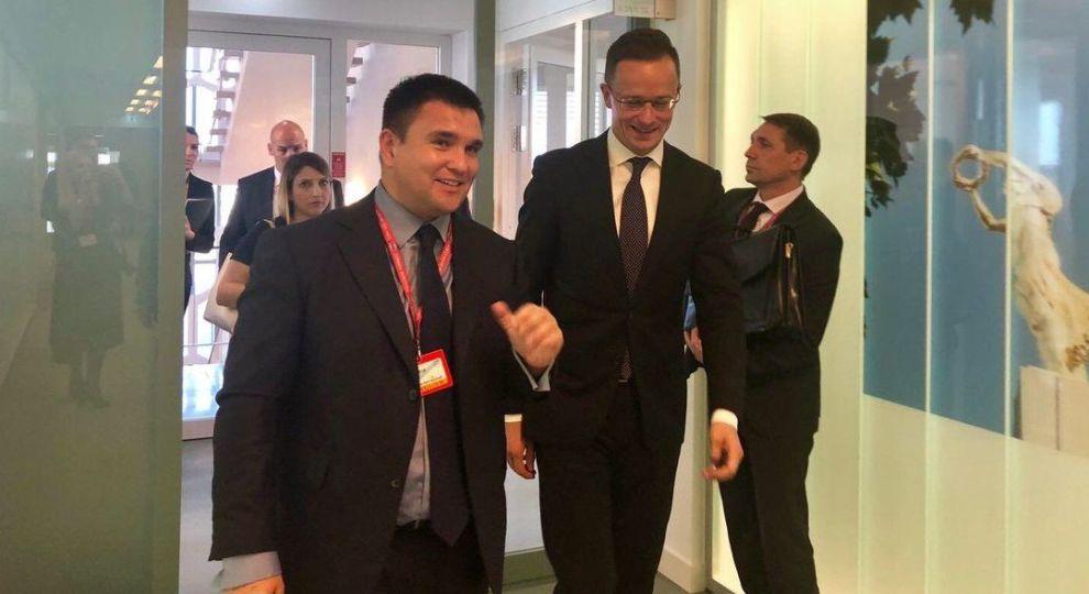 Угорщина змінить скандальну назву уповноваженого міністра у справах Закарпаття - Клімкін