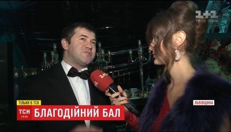 Роман Насиров рассказал, сколько миллионов потратит на президентскую кампанию