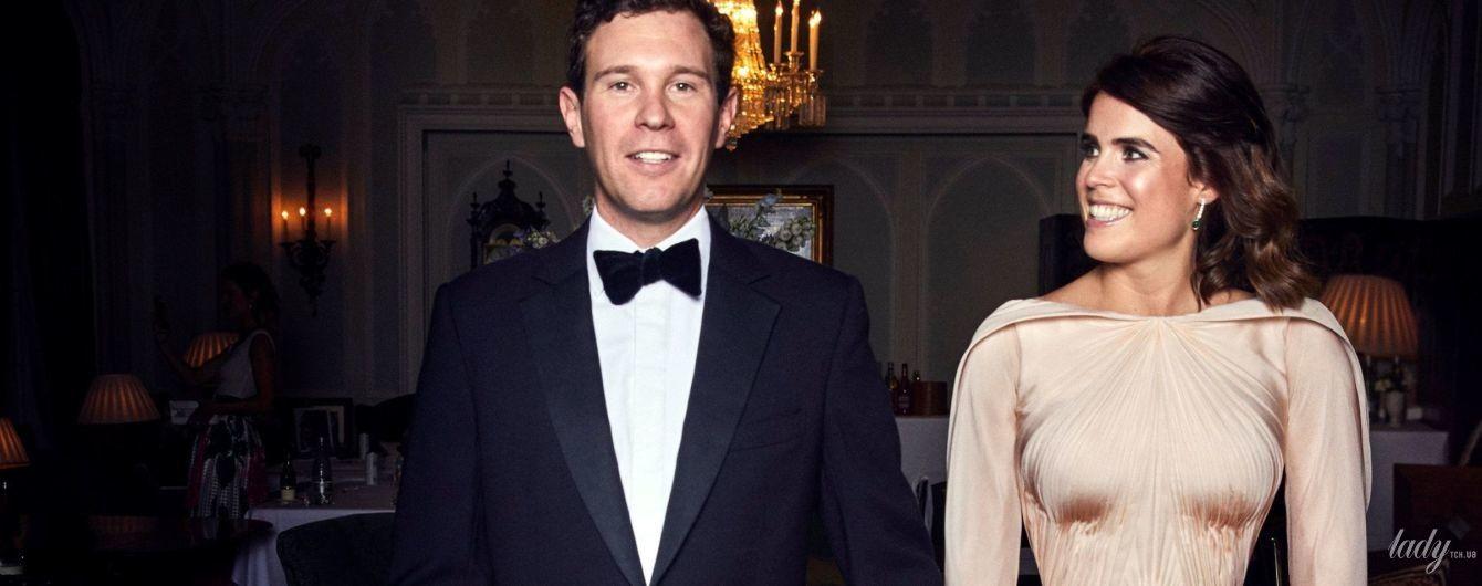 Второе свадебное платье: как принцесса Евгения блистала на торжественном банкете