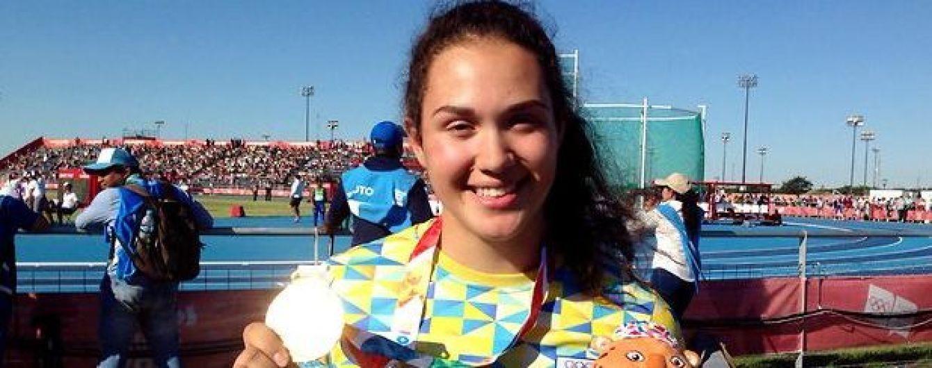 Две украинки выиграли золотые медали на Юношеских Олимпийских играх