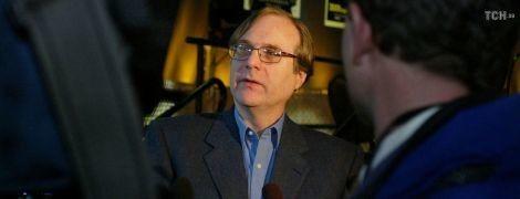 Умер один из основателей Microsoft