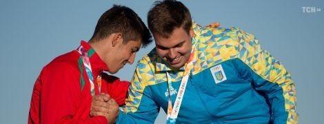 """Українці здобули третє """"золото"""" за день і історичну """"бронзу"""" на Юнацьких Олімпійських іграх"""