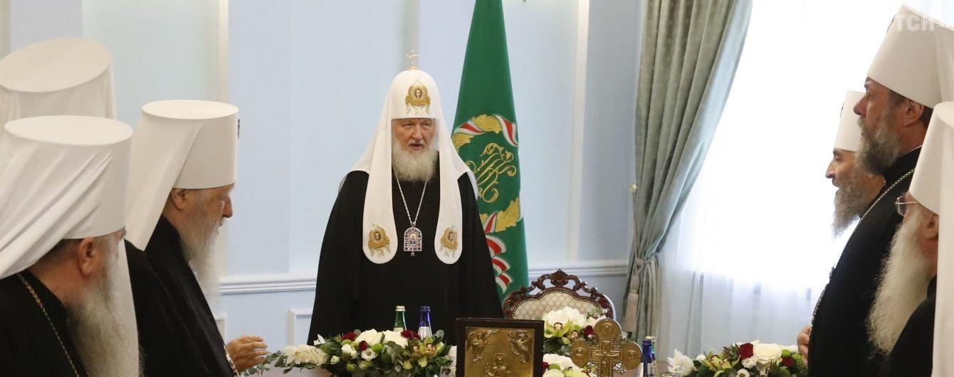 """У Порошенко заявили о """"срыве российского сценария"""" относительно демарша УПЦ МП"""