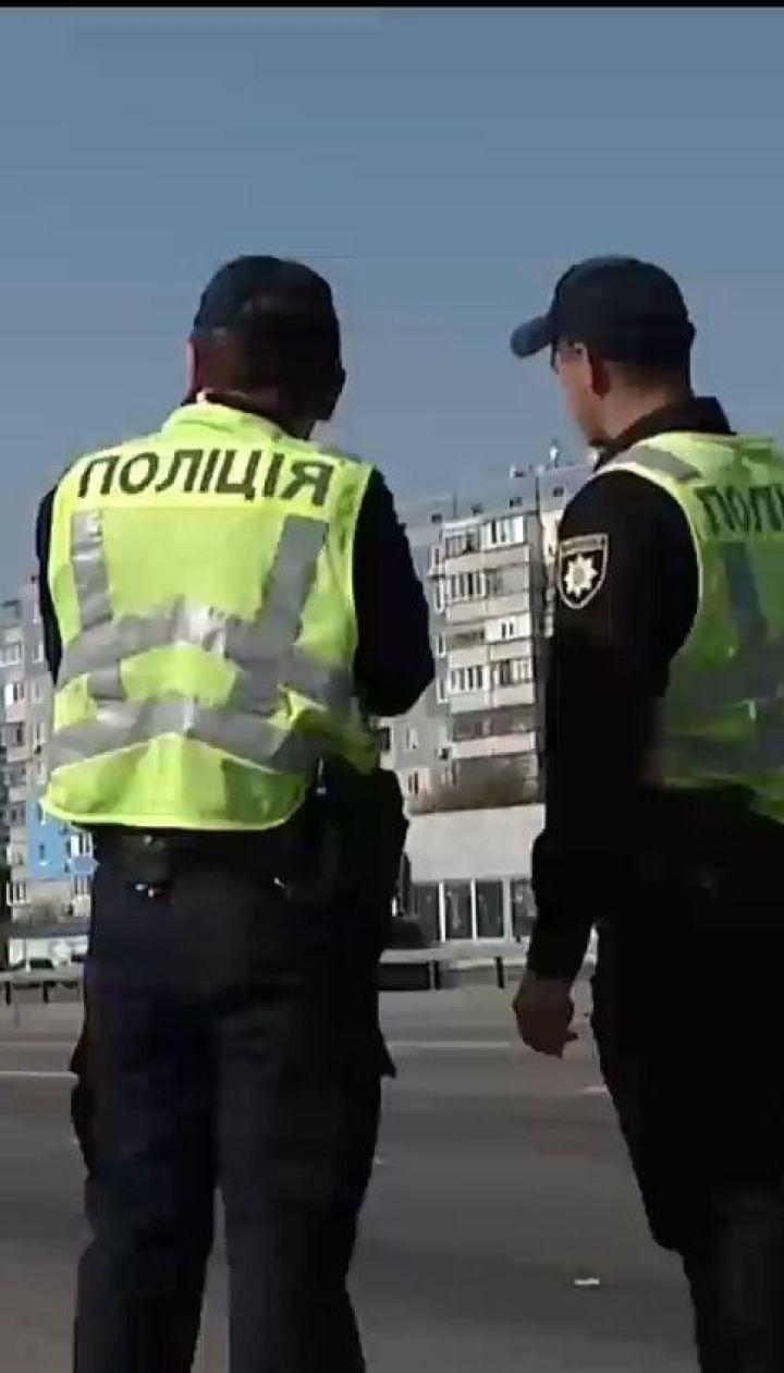 Українські патрульні розпочали штрафувати за перевищення швидкості