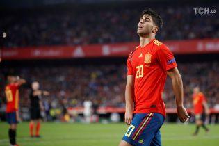 Збірна Іспанії програла вдома вперше за  15 років, поступившись Англії