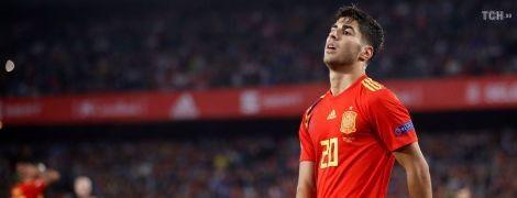Сборная Испании проиграла дома впервые за 15 лет, уступив Англии