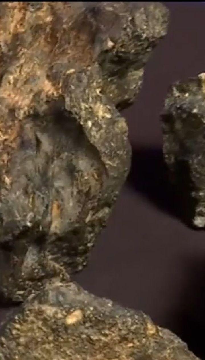 В американском Бостоне продают редкий лунный метеорит