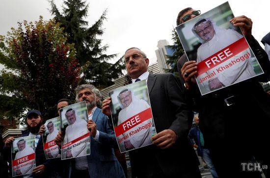 Рештки тіла вбитого журналіста Хашоггі могли вивезти із країни – міністр оборони Туреччини