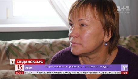 Втратила зір, але не бажання жити - історія незламної жінки Ірини