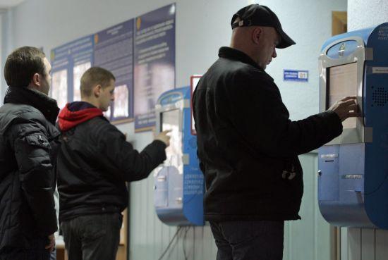 У кінці року кількість безробітних в Україні зросла