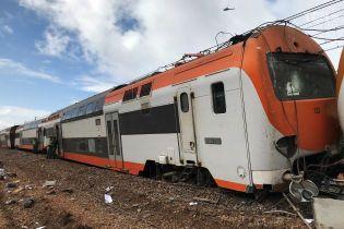 У Марокко потяг зійшов з рейок: є загиблі та десятки постраждалих